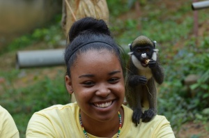 Adrianna monkey